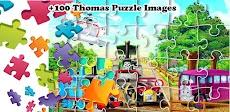 Jigsaw Puzzle Thomas The Train Gameのおすすめ画像3