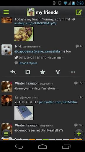 Janetter Pro for Twitter screen 2