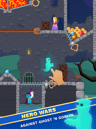 How To Loot: Pull The Pin & Rescue Princess Puzzle  Screenshots 14