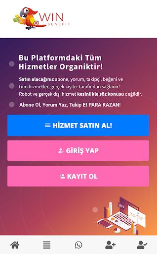 Win Benefit - Para Kazan 1.0 Screenshots 1
