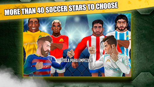 Soccer fighter 2019 - Free Fighting games Latest screenshots 1