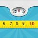 『理想の体重』 - BMI計算機 & トラッカー