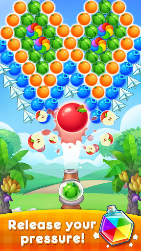Bubble Fruit Legend apkpoly screenshots 8