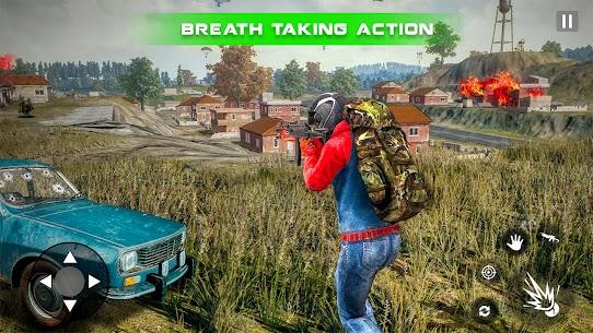 FPS Cover Strike Battleground -Survival Squad Game Apk 5