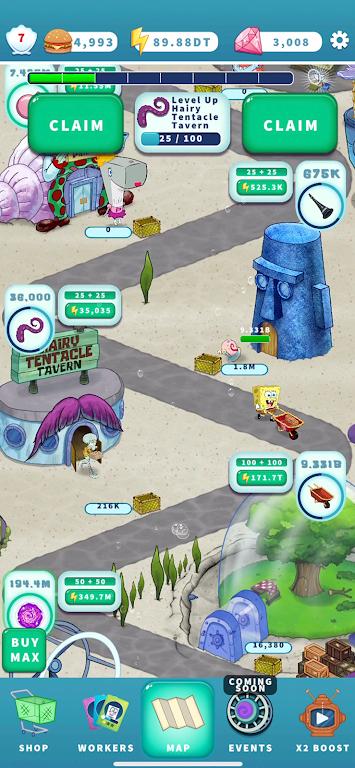 SpongeBob's Idle Adventures poster 6