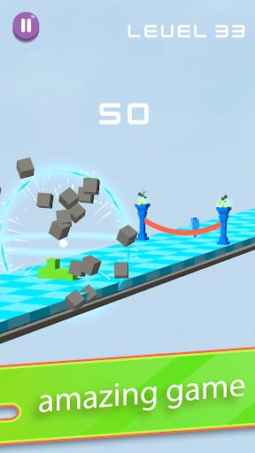 Télécharger Gratuit Tetro Block Puzzle – Shape Escape Run apk mod screenshots 2