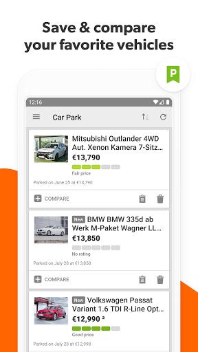 mobile.de u2013 Germanyu2018s largest car market 8.15.2 Screenshots 5