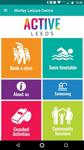 Active Leeds screenshot 1