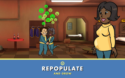 Fallout Shelter goodtube screenshots 21