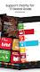 screenshot of Samsung Global Goals