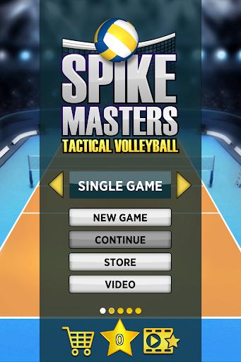 Spike Masters Volleyball 5.2.5 screenshots 13