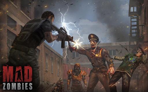 MAD ZOMBIES : Offline Zombie Games  Screenshots 19