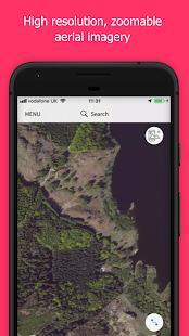 OS Maps: Explore hiking trails & walking routes 3.0.9.881 Screenshots 8