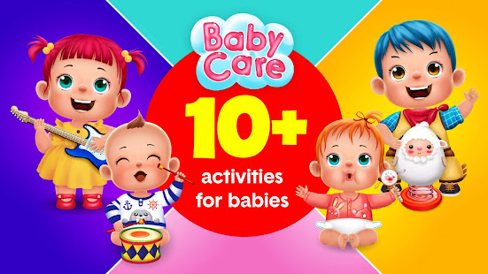 Baby care game for kids screenshots 5