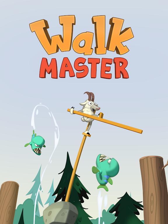 Walk Master  poster 15