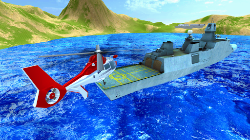 Helicopter Rescue Flying Simulator 3D 1.1 screenshots 6