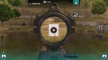 Military Shooting King