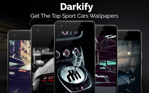 Black Wallpaper, AMOLED, Dark Background: Darkify MOD APK V10.1 – (VIP Unlocked) 5