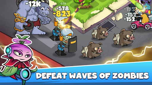 Merge Plants: Zombie Defense 1.2.8 screenshots 7