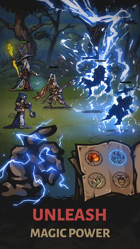 Darkest AFK - free Idle RPG offline & PVE Battler apkdebit screenshots 5