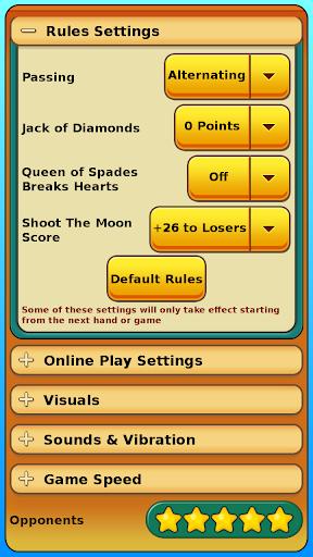 Hearts 1.49 Screenshots 5