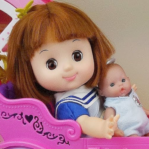 Play Doll and Toys Video