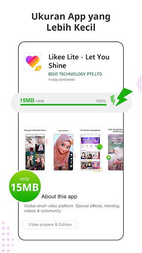 Likee Lite – Saatnya Kamu Bersinar
