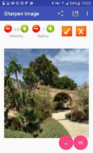 Sharpen Image MOD APK (Pro Feature Unlock) Download 2