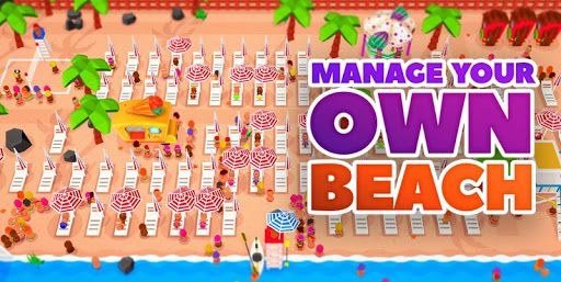 Idle Beach Tycoon : Cash Manager Simulator  screenshots 6