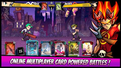 Fighters of Fate  screenshots 1