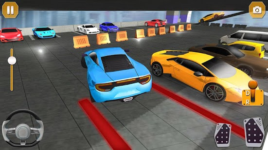 Modern Car Drive Parking New Games 2020: Car Games Screenshot