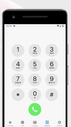 Dialer IOS12 styleのおすすめ画像1