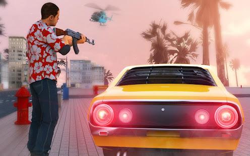 Download Grand Gangster Vegas Auto Theft City For PC Windows and Mac apk screenshot 1