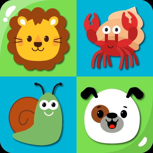 MemoKids: toddler games free. Memotest