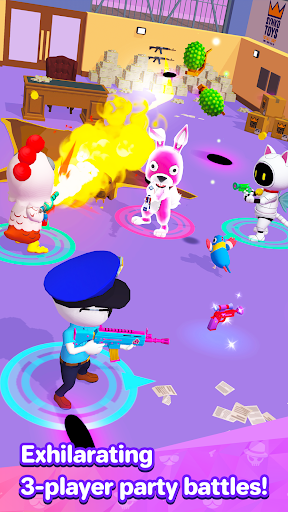 Smash Party - Hero Action Game  screenshots 3