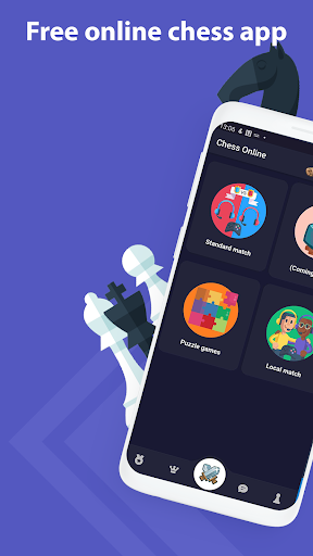Chess Online - Play live with friends  screenshots 1