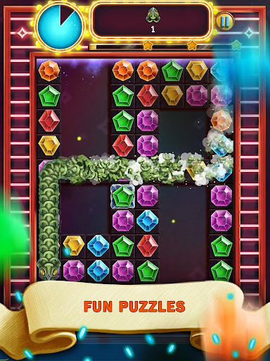 Doodle Jewels Match 3 1.1.5 screenshots 13