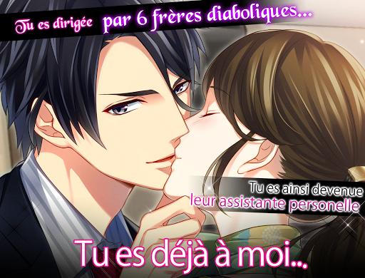Code Triche Amour endiablé dating sim (Astuce) APK MOD screenshots 1