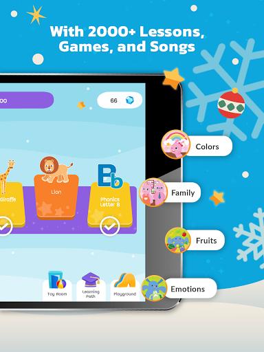 Learn English for Kids by Galaxy Kids 3.1.2 screenshots 11