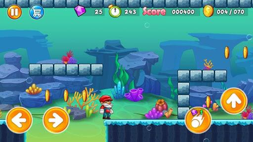 Super Pino Go : Jungle Man Adventure  screenshots 3