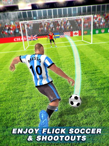 Real Football Player: Soccer Strike League Game 1.7 screenshots 11