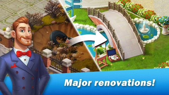 Restaurant Renovation 2.5.4 MOD APK [UNLIMITED MONEY] 4