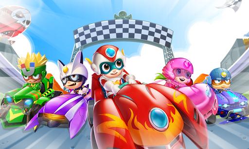Car Race Kids Game Challenge - Kids Car Race Game apktreat screenshots 1