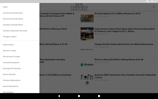 New Cannabis Ventures 2.5 screenshots 11