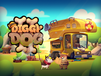 My Diggy Dog 2 Mod Apk 1.4.12 (Unlimited Currency) 8