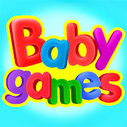 Kids learning games for girls & boys 2-4 years old