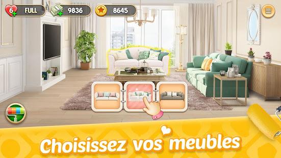 Chez Moi - Créez des Rêves screenshots apk mod 2