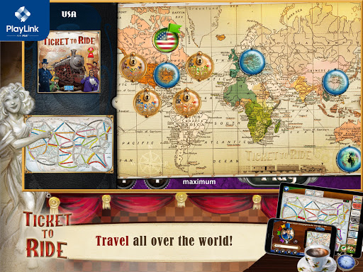 Ticket to Ride for PlayLink 2.7.2-6472-ceb1ea16 Screenshots 9