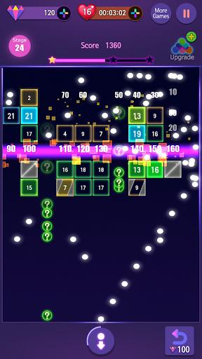 Neon Bricks Master 1.0.9 screenshots 4