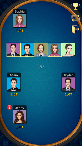 Pusoy - KK Chinese Poker Offline not Online 1.105 Screenshots 5